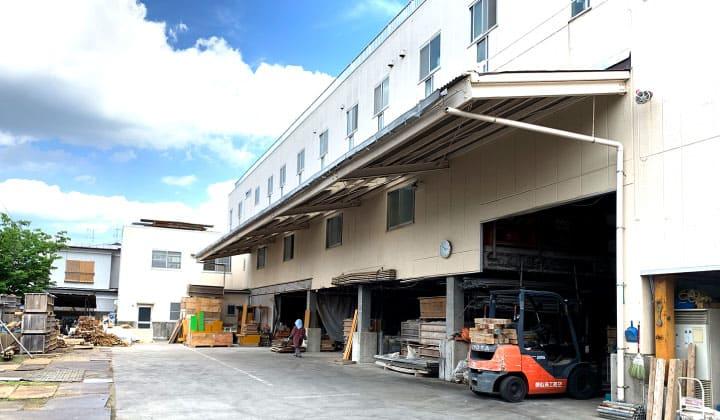 本社 第一資材センター(加工場)