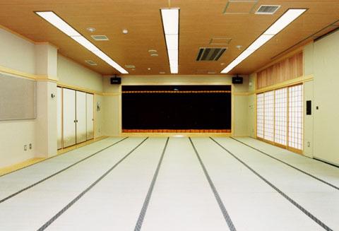 1階・娯楽室