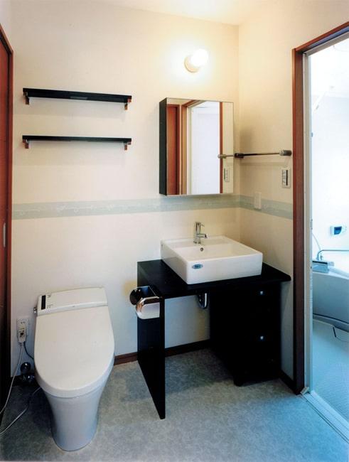 洗面、WC